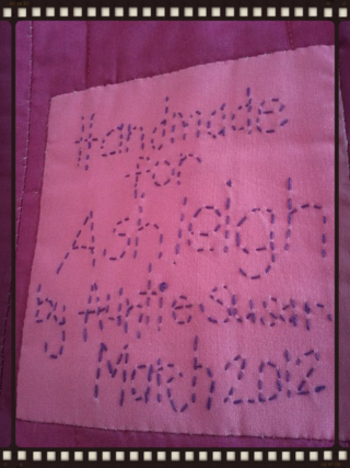 Ashliegh quilt 2